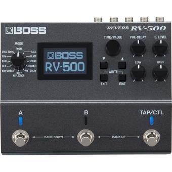 BOSS RV-500 Reverb #4