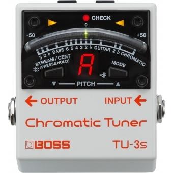 BOSS TU-3S Chromatic Tuner #2