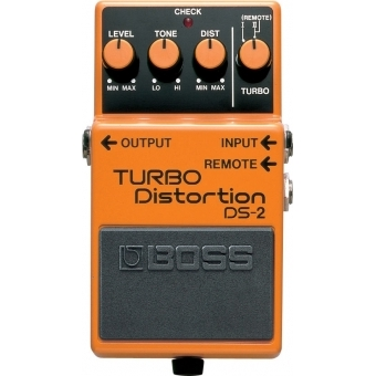 BOSS DS-2 Turbo Distortion #2
