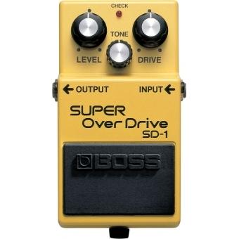 BOSS SD-1 Pedala Super OverDrive