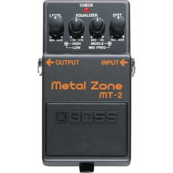 BOSS MT-2 Metal Zone #2