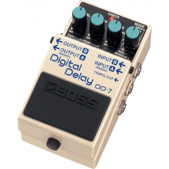 BOSS DD-7 Digital Delay #2