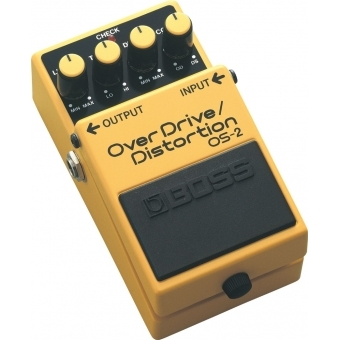 BOSS OS-2 Pedala OverDrive /Distortion