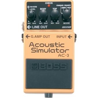 BOSS AC-3 Simultaor acustic #2