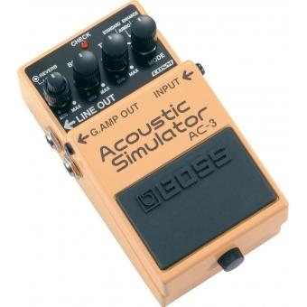 BOSS AC-3 Simultaor acustic