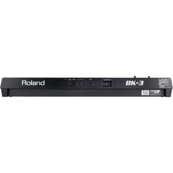 Roland BK-3 Claviatura de acompaniere #3
