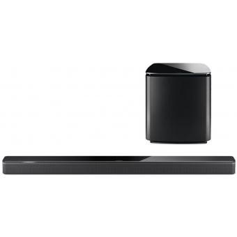 Pachet Soundbar Bose 700 si bas Bose 700 Black