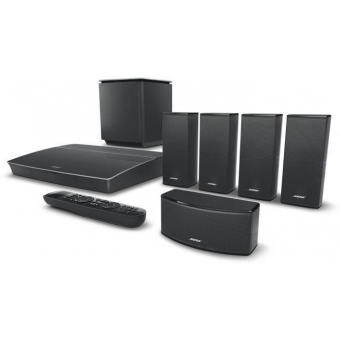 Sistem home cinema Bose Lifestyle 600 Black/White #3