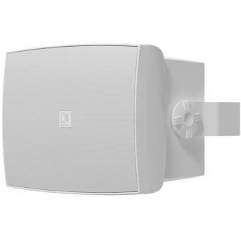 "WX802MK2/OW - Outdoor universal wall speaker 8"" - Outdoor white version"