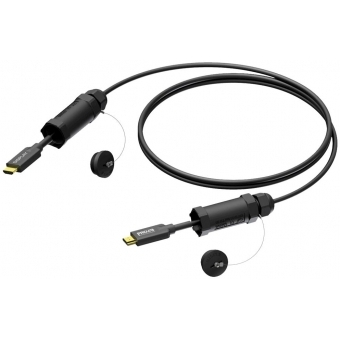PRV220A/50 - HDMI A male - HDMI A male - active optical - HighFlex™ - 50 meter