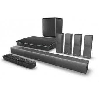 Sistem home cinema Bose Lifestyle 650 Black/White #3
