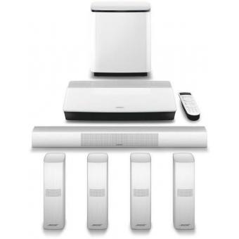 Sistem home cinema Bose Lifestyle 650 Black/White #10