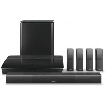 Sistem home cinema Bose Lifestyle 650 Black/White