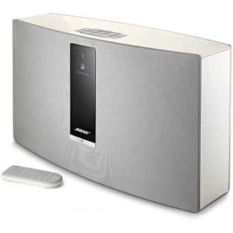 Boxa WiFi Bluetooth Bose SoundTouch 30 III White/Black