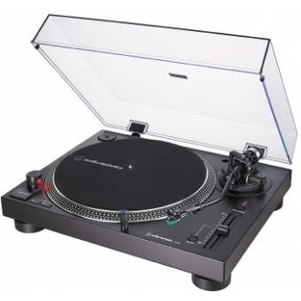 AT-LP120X Manual Direct-Drive Turntable #4