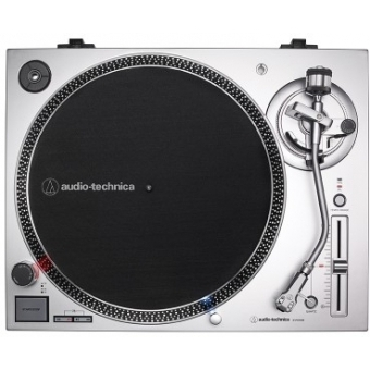 AT-LP120X Manual Direct-Drive Turntable #5