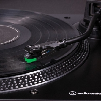 AT-LP120X Manual Direct-Drive Turntable #8