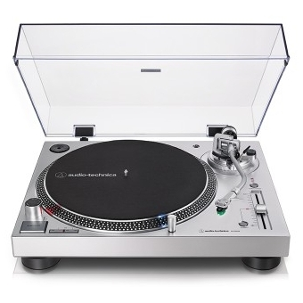 AT-LP120X Manual Direct-Drive Turntable