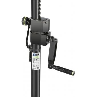 Gravity SP 4722 B Wind-Up Speaker Stand #3