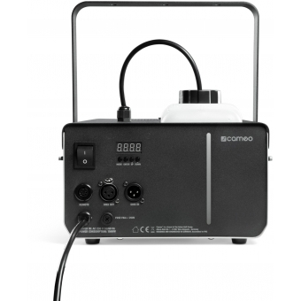 Cameo PHANTOM F5 1500 W High Output Fog Machine with Two-Color Tank Illumination #3
