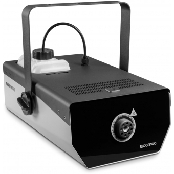 Cameo PHANTOM F5 1500 W High Output Fog Machine with Two-Color Tank Illumination