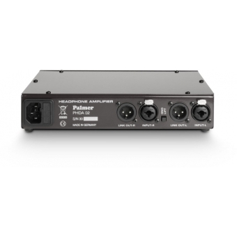 Palmer HDA 02 Reference Class Headphone Amplifier - 1-Channel #4