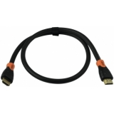 SOMMER CABLE HDMI cable 0.75m Ergonomic