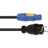 PSSO PowerCon Power Cable 3x1.5 3m H07RN-F