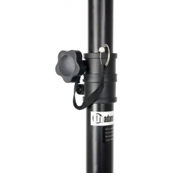 Adam Hall Stands SLTS 017 E Lighting Stand large with TV Spigot Adapter #3
