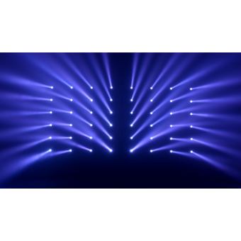 PIXIEBEAM - Super-fast LED beam, 1x60W RGBW/FC Osram Ostar, 4.5°, infinity P/T, 82W, 4 kg #5