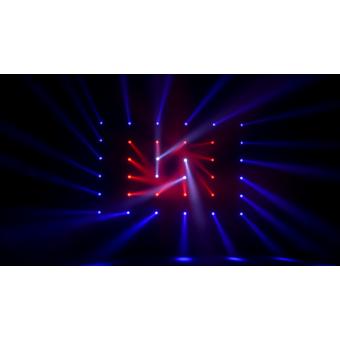 PIXIEBEAM - Super-fast LED beam, 1x60W RGBW/FC Osram Ostar, 4.5°, infinity P/T, 82W, 4 kg #6