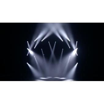 PIXIEWASHBK - LED wash, 1x60W RGBW/FC Osram Ostar, zoom 6-50°, 113W, 7 kg, BK #12