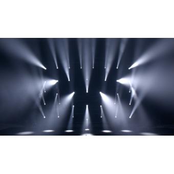PIXIEWASHBK - LED wash, 1x60W RGBW/FC Osram Ostar, zoom 6-50°, 113W, 7 kg, BK #13