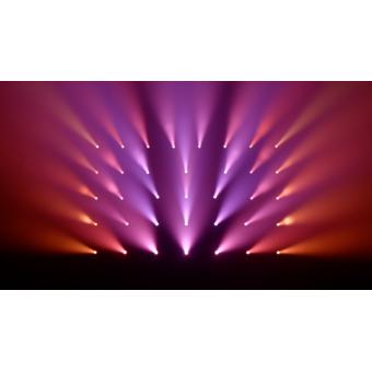 PIXIEWASHBK - LED wash, 1x60W RGBW/FC Osram Ostar, zoom 6-50°, 113W, 7 kg, BK #16