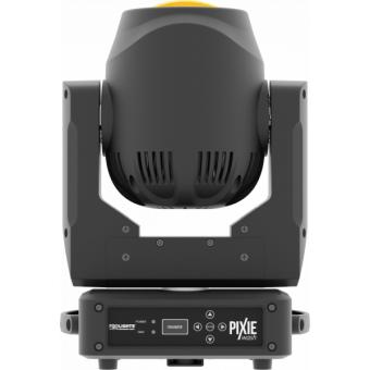 PIXIEWASHBK - LED wash, 1x60W RGBW/FC Osram Ostar, zoom 6-50°, 113W, 7 kg, BK #3
