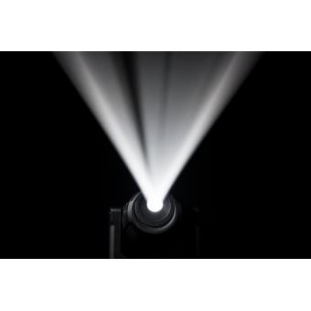 PIXIESPOTBK - LED spot moving head, 60 W RGBW / FC Osram Ostar LED, 18,7°, 112 W, 7 kg BK #9