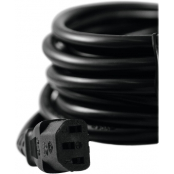 OMNITRONIC IEC Power Cable 3x1.5 10m bk #3