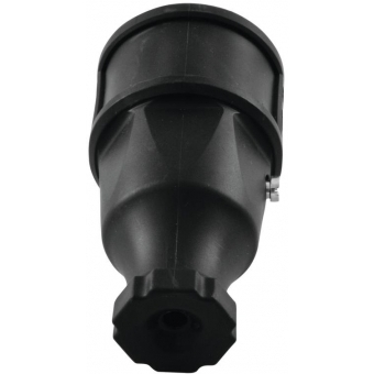 PC ELECTRIC Safety Connector Rubber bk #3