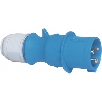 BALS CEE Plug 32A 3pin bu