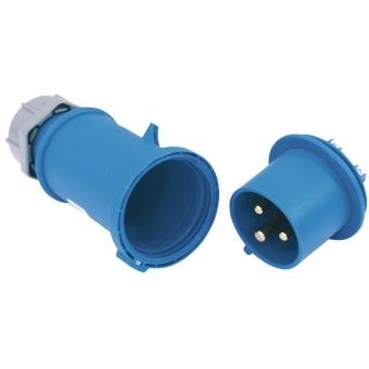 BALS CEE Plug 32A 3pin bu #2