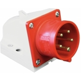 PC ELECTRIC CEE Wall Mounting Plug 16A 5pin