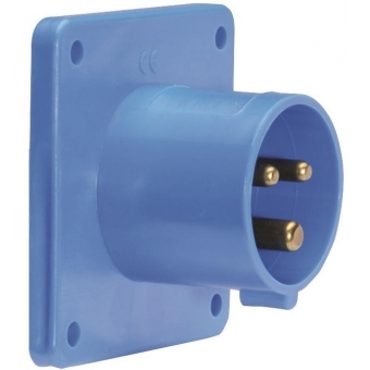 BALS CEE Mounting Plug 16A 3pin