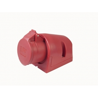PC ELECTRIC CEE Wall Mounting Outlet 16A 5pin