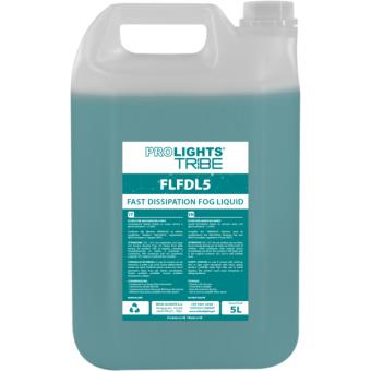 FLFDL5 - Fast dissipation Fog Liquid, light blue fluid, 5L