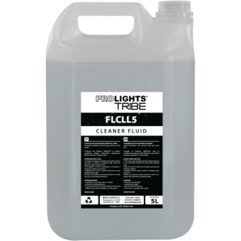FLCLL1 - Cleaner fluid for fog machines, 1L