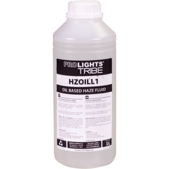 HZOILL1 - Medium-density oil fluid for haze machines, 1L #2
