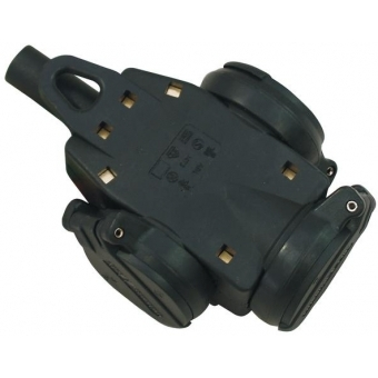 PSSO Safety Connector 3-fold bk #2