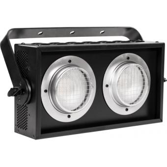 SUNRISE2 - 2x100 W high-efficiency COB LED blinder, 50° beam, 155 W, 6,8 kg #2
