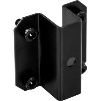 AP6TXJ - Metal junction bracket used to connect 4 APIX6T modules, hole for clamp