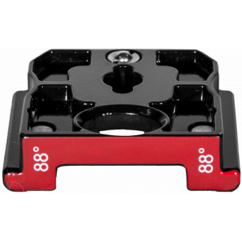 OXCJ95 - Cabinet curve plate convex, 5° #2